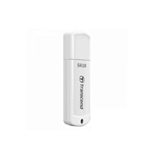 Флеш-пам'ять Transcend (White) 64GB TS64GJF370