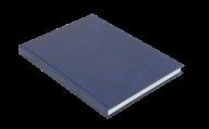 Книга канцелярська OFFICE, А4, 192 аркушів, клітнка, лінійка BM.2406