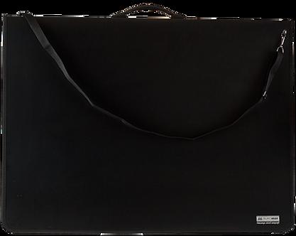 Папка-портфель PROFESSIONAL з 9 кільцями, A1, чорний  BM.3192-01