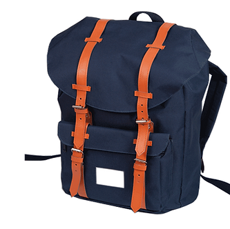 Рюкзак Simple BLACK BELT  ZB17.063