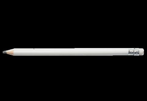 Олівець графітовий L2U, HB, під нанесення, з гумкою,  BM.8519