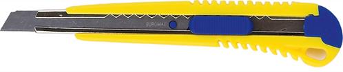 """Ніж універсальний """"JOBMAX"""" BUROMAX, 9 мм BM4602"""