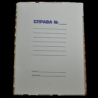 """Папка """"СПРАВА"""", А4, картон 0,35 мм  BM.3335"""