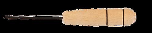 Шило канцелярське BUROMAX, дерев'яна ручка  BM.5550