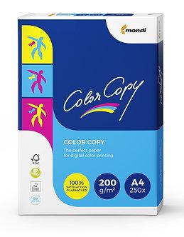 Папір Color Copy 200г/м2 А4, 250 арк