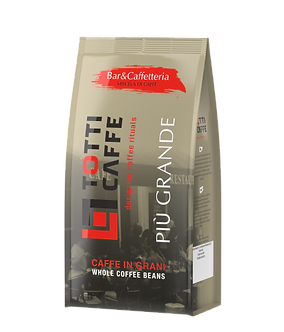 Кава в зернах TOTTI Caffe PIU GRANDE, пакет 1000г   tt.52211