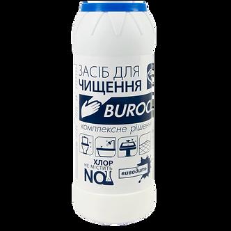 Порошок для чищення Buroclean лимон 500г 10700000