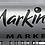 Thumbnail: Маркер перманентний Marking Fine, чорний   bc8209022