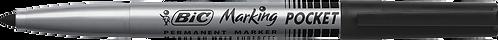 Маркер перманентний Marking Fine, чорний   bc8209022