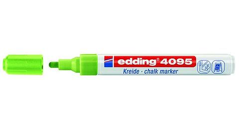 Mаркер крейдяний Edding Window e-4095 2-3 мм круглий, колір асорті