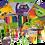 Thumbnail: Подарунковий творчий набір для школяриків  ZB.9952