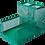 Thumbnail: Прибор настільний BUROMAX, металевий BM6241