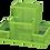 Thumbnail: Приладдя настільне, салатовий ZB.3116