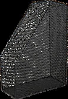 Лоток для паперів вертикальний BUROMAX, металевий, колір асорті BM6260