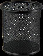 Підставка для ручок кругла BUROMAX, металева, BM6202