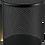 Thumbnail: Підставка для ручок кругла BUROMAX, металева, BM6202