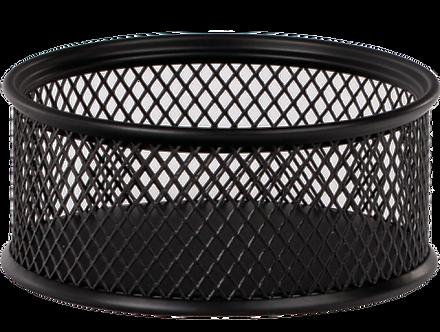 Підставка для скріпок BUROMAX, металева, колір асорті BM6221