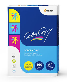 Папір Color Copy 160г/м2 А4, 250 арк