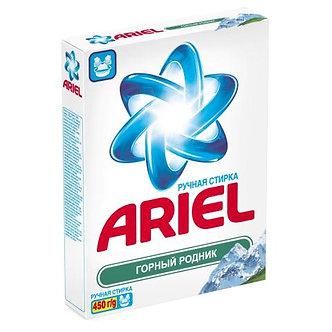 Порошок пральний ручний ARIEL, 450г, Гірський джерело