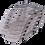 Thumbnail: Лоток пластиковий збірний 6 в 1, димчастий 82447