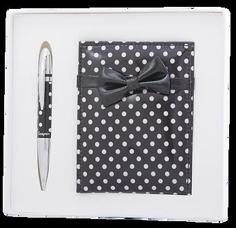"""Набір подарунковий """"Monro"""": ручка кулькова + дзеркало,  LS.122036"""
