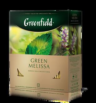 """Чай зелений Green, 1,5гр.х100шт """"Greenfield"""", пакет  106331"""
