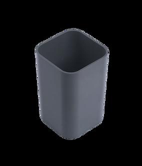 Стакан пластиковий квадратний, колір асорті 81670