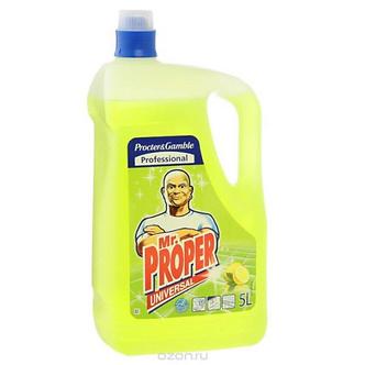 """Засіб рідкий для миття підлоги """"MR. PROPER"""" Universal, 5л s07327"""