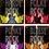 Thumbnail: Зошит 96 арк. (клітинка), 2387к.  ТА5.9621.2388к