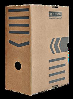 Бокс для архівації документів 150 мм, JOBMAX, крафт