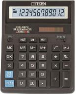 Калькулятор Citizen SDC-888, колір асорті
