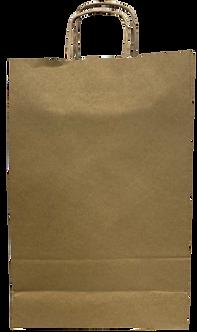 """Пакет з ручками """"Ecobag"""", 305*170*340, коричневий 10832030000"""
