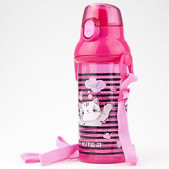 Пляшечка для води KITE, 470 мл  k18-403