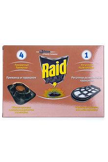 Приманка для тарганів з регулятором розмноження Raid 4+1