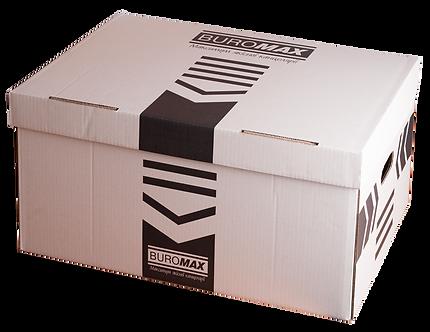 Короб для архівних боксів, 560х380х265 мм, білий  BM.3270