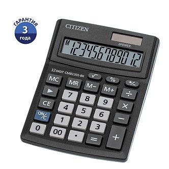 Калькулятор Citizen CMB1201-BK  12р.