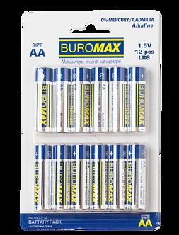Елемент живлення (батарейка) LR6 (AA) 12шт/упак  BM.5900-12