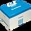 """Thumbnail: Короб для архівних боксів """"TOP"""" DONAU, синій  7666301PL"""