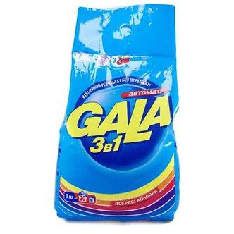 "Порошок пральний автомат ""GALA"", 3 кг"