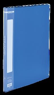 Папка пластикова з 10 файлами А4,  BM.3601