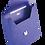 Thumbnail: Портфель A4/35мм, BAROCCO, BM.3719