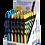 Thumbnail: Ручка кулькова автоматична масляна Live Touch, 0,7 мм, синя  BM.8270
