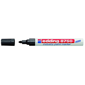 Маркер Edding Industry Paint e-8750 2-4 мм колір асорті