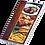Thumbnail: Папка для рахунку офіціанта CAFE, PVC, прозора  0300-0081-99