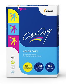 Папір Color Copy 100г/м2 А4, 500 арк