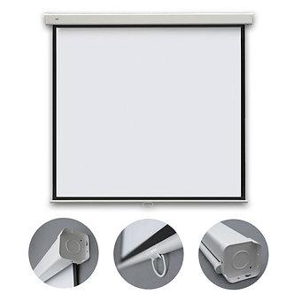 Екран проекційний переносний настінний PROFI 147x147 EMPR1515ECO