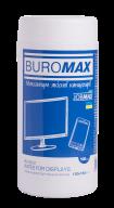 Серветки для екранів та оптики JOBMAX BM.0802