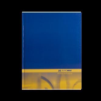 Книга канцелярська, А4, 192 арк, клітинка, лінія BM.2404