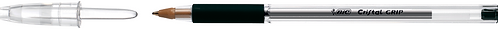 "Ручка кулькова ""Cristal Grip""  bc802801"
