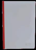 Швидкозшивач з притискною планкою, 10мм, BM.3371